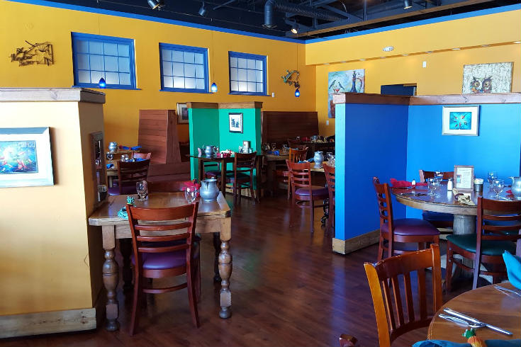 Blue Window Bistro :: New Location