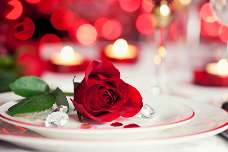Blue Window Bistro :: Valentines 5 Course Dinner
